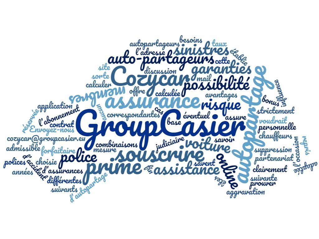 Group Casier assure l'autopartage