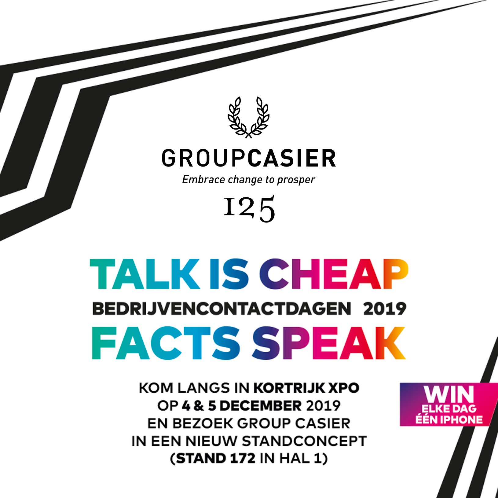 Talk is Cheap Facts Speak