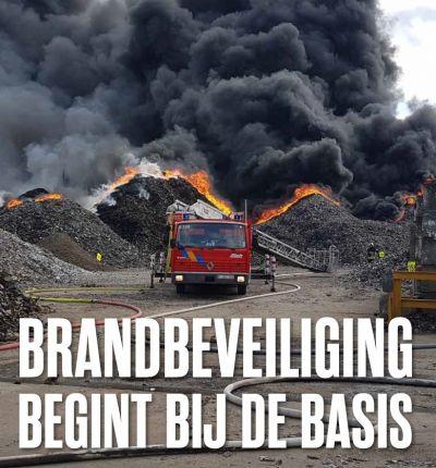 Brandbeveiliging begint bij de Basis