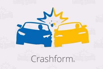 Een aanrijding aangeven met je smartphone of tablet? Het kan voortaan met de app Crashform®